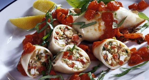 Može svaki dan! Recept za punjene lignje na sicilijanski način