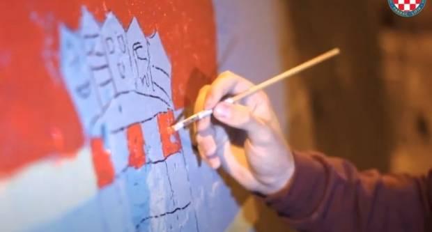 """Napravili video o oslikavanju murala na """"Petlji""""; preko ljeta obnova onog u Donjem Čagliću"""