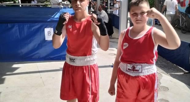 BK Graciano: Pobjede Bilješkovića i Pavičića