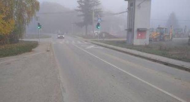 Buran izlazak: Udario u privremenu prometnu signalizaciju u Trenkovu