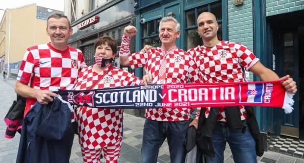 Večeras Hrvatska protiv Škotske traži prolazak skupine