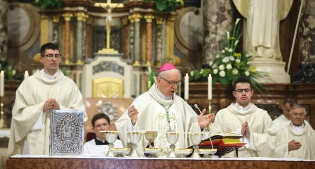 Svećeničko ređenje u Požegi
