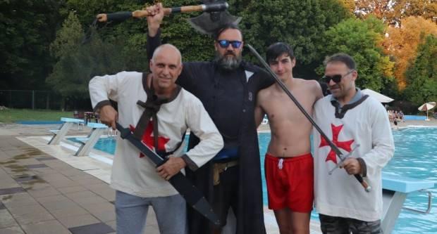 Zabava i osvježenje na bazenima su zagarantirani