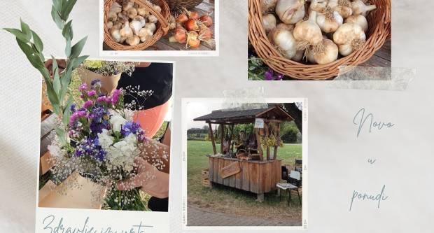 Poljoprivredna škola prodaje plodove iz svoga vrta