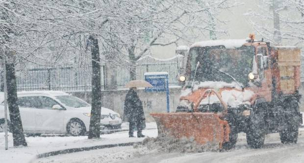 Stiže nam novi snijeg i tvrde da će biti- obilan!