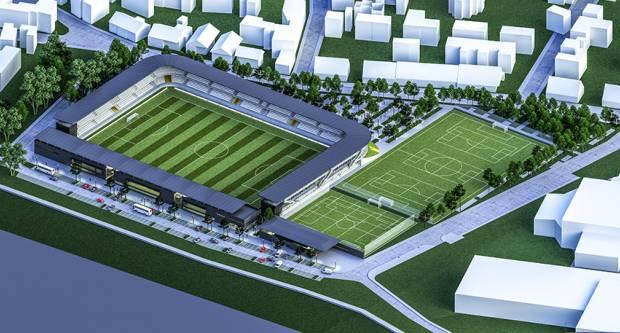 NOVA NAJAVA IZ GRADA: Nova izgradnja na stadionu, donosimo detalje
