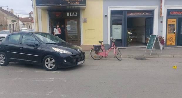 Za jučerašnju nesreću u centru grada kriv 81-godišnji biciklist