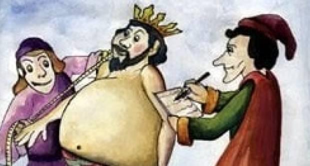 PIŠE VANJA KRNIĆ: Car je gol!