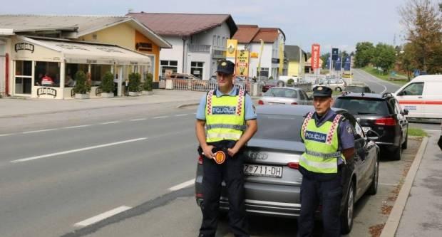 Najava akcije - nadzor korištenja sigurnosnog pojasa i auto sjedalica u vozilima