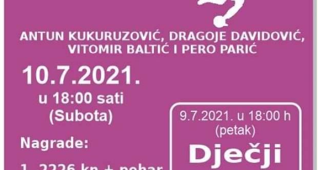 U petak i subotu u Brodskome Drenovcu 26. memorijalni malonogometni turnir
