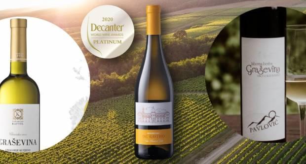 Ocjenjivanje vina u Kaptolu 2021.: Najbolju graševinu ima Vinarija Kaptol