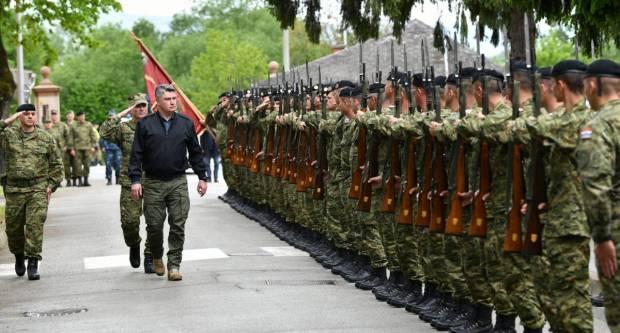 Predsjednik Milanović dolazi sutra u Požegu na svečanu prisegu 31. naraštaja ročnika
