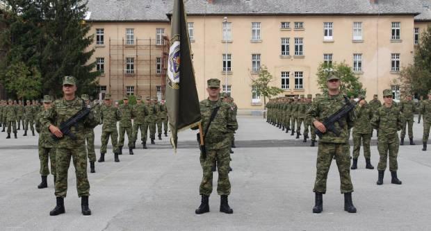 Svečana prisega 31. naraštaja ročnika na dragovoljnom vojnom osposobljavanju u Požegi