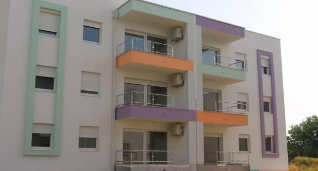 Završni radovi na gradskim stanovima za mlade obitelji