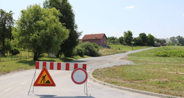 Ulica Alojzije Janković: Zbog radova zatvorena za promet