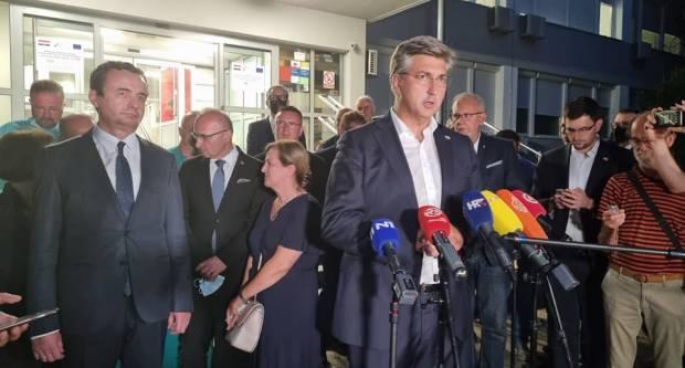 Kosovski premijer Kurti: Ovo je težak dan za naš narod. Hvala Vladi RH na ukazanoj pomoći