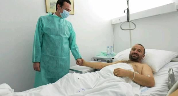 OBIŠLI SMO LAKŠE OZLIJEĐENE: Donosimo fotke iz bolnice i Pansiona