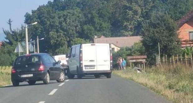 Tijekom vikenda ukupno četiri prometne nesreće, dvojica lakše ozlijeđena