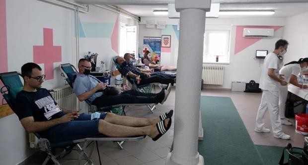 U trodnevnoj akciji darivanja krvi u Požegi pristupilo čak 413 potencijalnih darovatelja