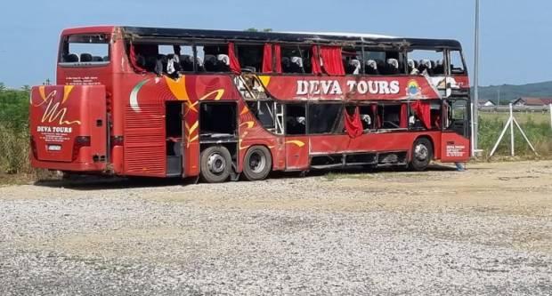 Pogledajte kako izgleda autobus smrti iz nedjeljne nesreće