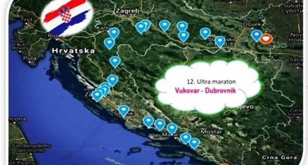 Biciklisti će na 12.  memorijalnom biciklističkom ultramaratonu prolaziti kroz Sl. Brod