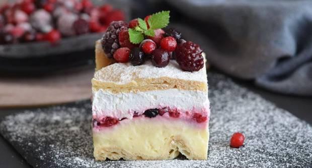Karpati: Recept za osvježavajući kolač koji će voljeti i ljubitelji ledenog vjetra