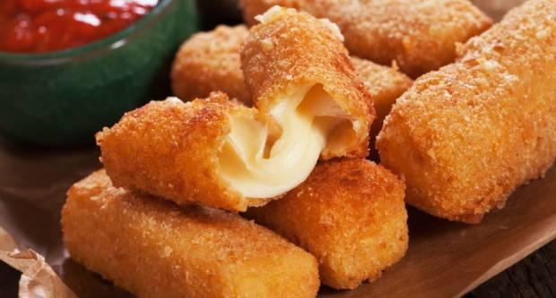 Recept za pohane štapiće od mozzarelle