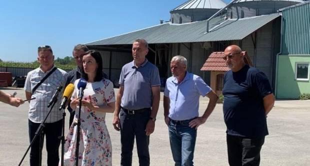 Ministrica jučer posjetila našu županiju, evo što je povod