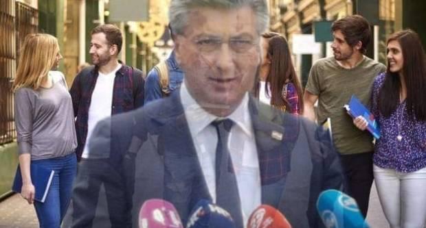 PORUKA PLENKOVIĆU: Ovo nije moja slika Hrvatske!