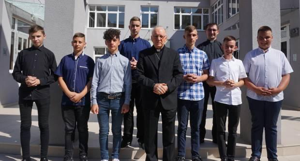 Ljetni susret svećeničkih aspiranata Požeške biskupije u Velikoj