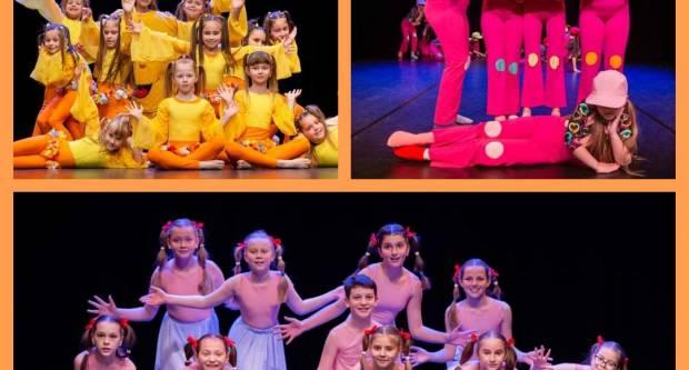 Najava upisa u 22. plesnu sezonu Umjetničke organizacije Plesna radionica Ilijane Lončar