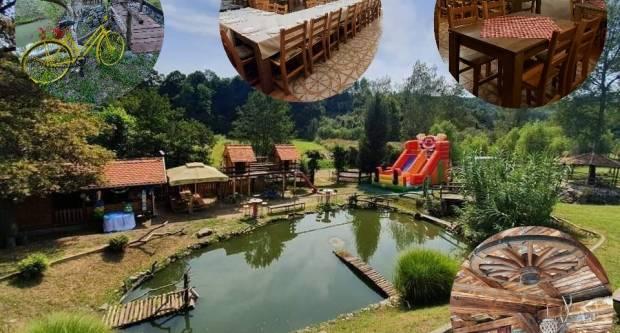 NOVITET U POŽEŠTINI: U subotu 21. kolovoza otvorenje Izletišta Stari Brestovac