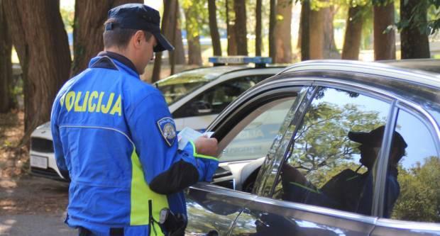 Tijekom vikenda na području PU požeško-slavonske utvrđen 61 prekršaj u prometu