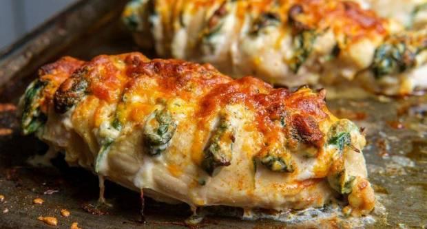 Recept za neodoljivu piletinu sa špinatom i sirom