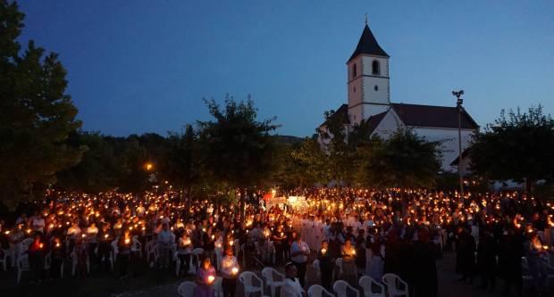 FOTO: Blagdan Gospe Voćinske, 21.8.2021.