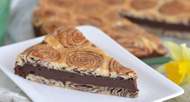 Uvrnuta čokoladna pita: Recept za prefini kolač koji se jede i topao i hladan