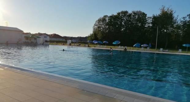 Na požeškim bazenima možete se kupati još do subote, 28.8.