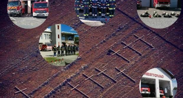 Pogledajte kako su vatrogasci Požeštine odali počast poginulima u kornatskoj tragediji