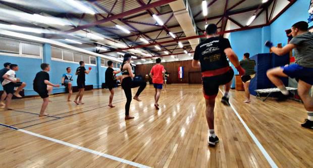 Kickboxing klub Borac Požega upisuje nove članove!