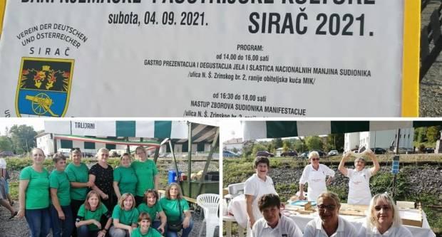 U Siraču predstavili talijansku i mađarsku gastronomiju