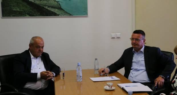 Duspara i Marušić danas za zajedničkim stolom