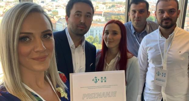 Priznanje za Mladež HDZ-a Brodsko-posavske županije