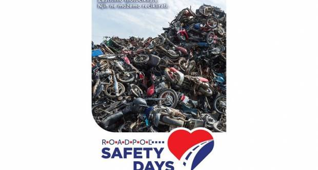 """ROADPOL-ovi Dani sigurnosti u prometu 16. - 22. rujna: """"Ostani živ i spasi živote drugih"""""""