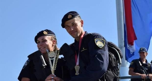 Naš Krešimir Šimić najspremniji policajac