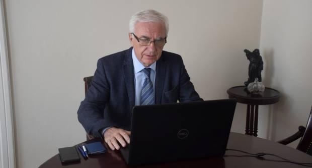 Gradonačelnik Požege dr. sc. Željko Glavić priključio se digitalnom samopopisivanju: Pozivam sve da iskoriste ovu mogućnost