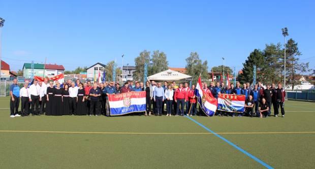 Svečano otvoren 8. Memorijalni turnir za poginule hrvatske branitelje