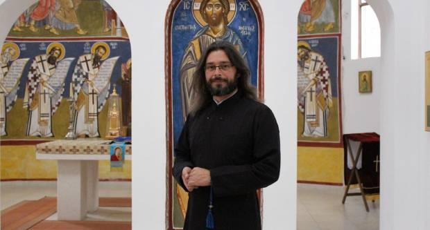 Nikola Petrović novi je požeški paroh: Požega je divan grad, s predivnom arhitekturom i još boljim ljudima