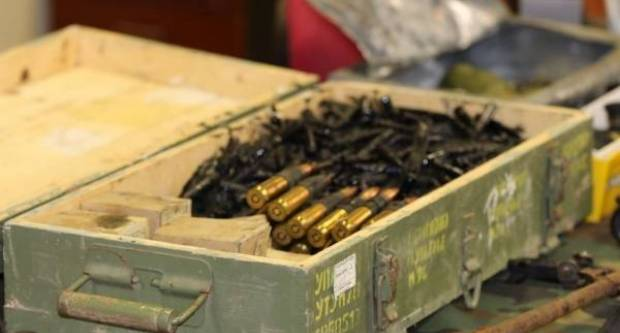 U Pakracu anonimni građanin predao automatsku pušku, pet okvira i 150 komada streljiva