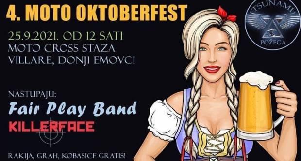 MK TSUNAMI: Ovog vikenda održava se 4. Moto Oktoberfest