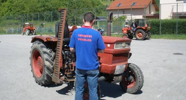 Registracija poljoprivredne mehanizacije
